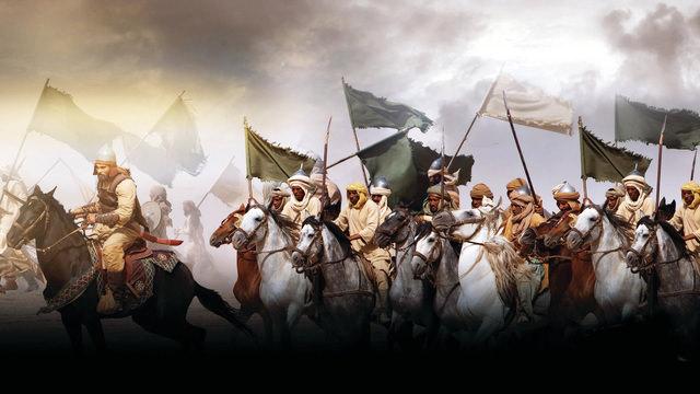 Image result for جيوش المسلمين قديما