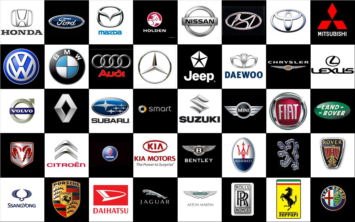 أشهر 10 أسماء شركات في مجال السيارات Tops Arabia
